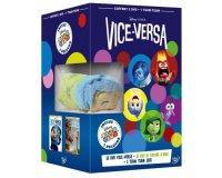 Amazon: Coffret DVD Vice-versa + Le voyage d'Arlo + 1 peluche Tsum Tsum de Joie à 11,99€