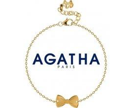 Agatha: Soldes jusqu'à 60% de remise sur une sélection de bijoux