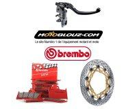 Motoblouz: -20% sur tous les accessoires de freinage de la marque Brembo