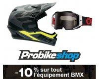Probikeshop: 10% de réduction sur tout l'équipement BMX