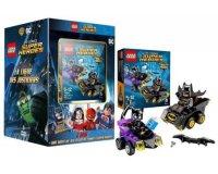 Amazon: Coffret DVD LEGO DC Comics Super Heroes (5 films + 1 boîte LEGO Batman) à 13,99€