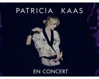 Nostalgie: 2x2 places pour le concert de Patricia Kaas le 25/03 à Paris à gagner