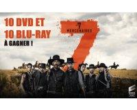 "Minute Facile: 10 Blu-ray & 10 DVD du film ""Les 7 mercenaires"" à gagner"