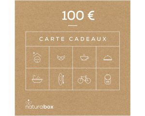 5 cartes cadeaux naturabox de 500 gagner nos bel id es. Black Bedroom Furniture Sets. Home Design Ideas