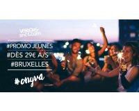 Voyages SNCF: Offre moins de 26 ans : Voyagez à partir de 29€ l'aller