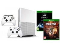 Micromania: Les jeux Forza 6 et Dead Rising 4 offerts pour l'achat d'une Xbox One S