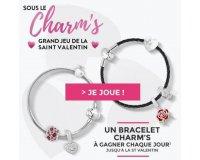 MATY: 22 bracelets Happy Charm's en argent 925 & 3 Charm's à gagner