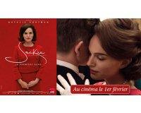 """Prima: 10x2 places de cinéma pour le film """"Jackie"""" & 10 romans à gagner"""