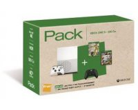 Fnac: Pack Console Xbox One S + 2e manette + FIFA 17 et GTA V à 299€