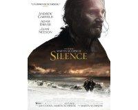 """Journal du Geek: Des places de cinéma pour le film """"Silence"""" à gagner"""
