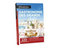 """Direct Matin: Une Wonderbox """"Gastronomie des Grands Chefs"""" à gagner"""