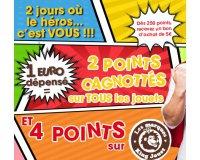 King Jouet: 5€ offerts et vos points doublés