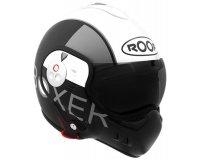 Speedway: Le casque moto Roof Boxer V8 édition Grafic blanc à 299€ au lieu de 399€