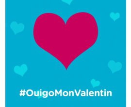 OUIGO: 1 aller et retour pour 2 et un coffret Week-end gourmand en amoureux à gagner