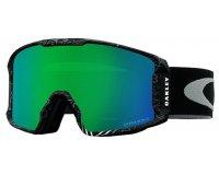 Amazon: Masque de ski Oakley Line Miner Military Re à 88,32€