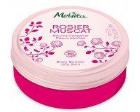 Melvita: Votre beurre corporel Rosier Muscat ou Argan Bio à 8€ au lieu de 14,90€