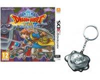 Micromania: 1 porte-clefs exclusif offert pour l'achat du jeu Dragon Quest VIII sur 3DS
