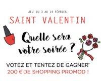 Promod: 1 e-carte cadeau Promod d'une valeur de 200€ à gagner