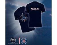 NIVEA MEN: 3 produits NIVEA MEN achetés = 1 maillot PSG personnalisé à votre nom Offert