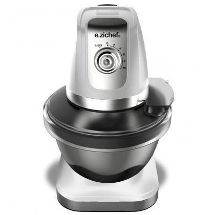 Code promo Cuisine Actuelle : 3 robots pâtissiers e.zichef Eclair White à gagner