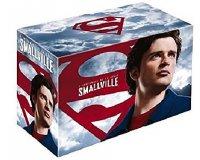 Amazon: Coffret DVD Smallville - L'intégrale des 10 saisons à 49,99€