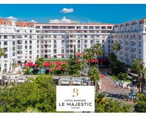 Femme Actuelle: Séjour en amoureux à Cannes dans l'hôtel Le Majestic à gagner