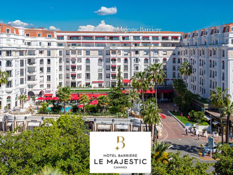 Code promo Femme Actuelle : Séjour en amoureux à Cannes dans l'hôtel Le Majestic à gagner