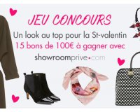 Femme Actuelle: 100 euros en bons d'achat chez Showroomprivé à gagner