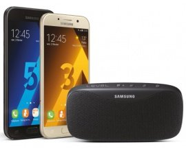 Samsung: Pour l'achat d'un Samsung Galaxy A3 2017 = votre enceinte Level Box Slim à 1€