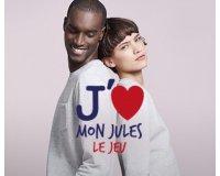 Jules: Des sweats, des chemises et des t-shirts Mr et Mrs à gagner