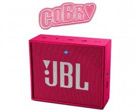 Cobra: 1 article de la sélection Saint-Valentin acheté = 1 enceinte JBL Go rose offerte