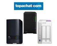 TopAchat: -5% sur les NAS, par exemple le Synology DS216 play à 249,76€ au lieu de 262,90€