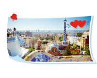 Géant Casino: Un séjour à Barcelone pour 2 personnes et des Smartbox à gagner