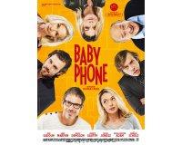 Virgin Radio: 1 séjour pour 2 personnes pour l'avant-première du film Baby Phone à gagner