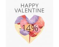 Esprit: Happy Valentine : -14% sur tous les articles (sauf articles à prix réduits)