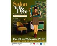 Elle: 200 invitations au salon «Art&Deco» à gagner