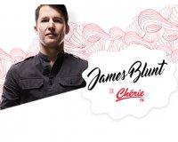 Chérie FM: L'intégrale CD de James Blunt à gagner