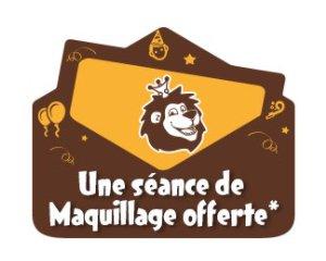 1 s ance de maquillage offerte pour les enfants venant - Code promo king jouet frais de port gratuit ...