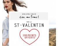 Promod: 100 points offerts sur votre carte de fidélité pour tout achat