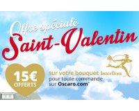 Oscaro: Commandez vos pièces auto & recevez une réduction de 15€ dès 39€ chez Interflora