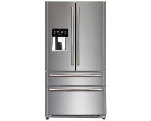 Cdiscount: Réfrigérateur multi-portes - 522L (387+135) HAIER B22FSAA - Froid ventilé à 999€