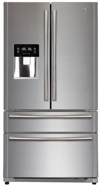 Code promo Cdiscount : Réfrigérateur multi-portes - 522L (387+135) HAIER B22FSAA - Froid ventilé à 999€