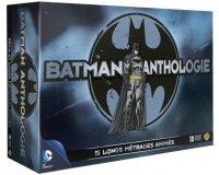Amazon: Coffret DVD Batman Anthologie - Série et longs métrages animés à 20€
