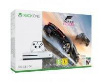 Micromania: Pack Xbox One S 500Go + le jeu Forza Horizon 3 à 249,99€ au lieu de 299,99€
