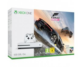 Amazon: Pack Xbox One S 500Go + le jeu Forza Horizon 3 + DLC Hot Wheels à 199€