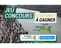 Alltricks: 10 dossards pour le marathon de Paris à gagner en passant commande