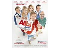 """Publik'Art: 5 lots de 2 places de cinéma pour le film """"Alibi.com"""" à gagner"""