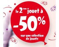 King Jouet: Le 2ème jouet à - 50% sur des milliers de jouets