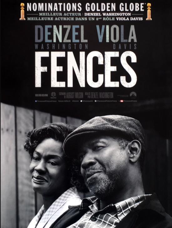 """Code promo 20 Minutes : Des places de cinéma pour le film """"Fences"""" à gagner"""