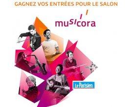 Le Parisien: Des entrées pour le salon Musicora à gagner